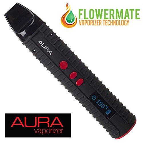 Flowermate Aura Vaporizer (schwarz)