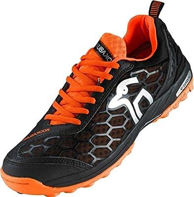 Kookaburra para hombre Hockey deportes Boot Lace Up Zapatillas calzado antideslizante Viper Zapatos