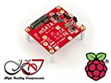 KALEA-INFORMATIQUE © - Plaque d'extension pour Raspberry Pi IoT - 1 port pour SSD mSATA - Gamme Professionnelle / COMPOSANTS HAUTE QUALITE