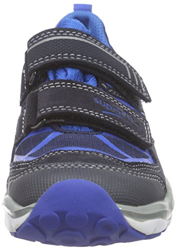 Superfit Sport5 Mini, Baskets Basses Garçon Bleu (pacific 80)