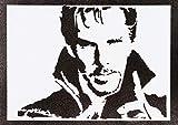 Doctor Strange Poster Plakat Handmade Graffiti Street Art - Artwork