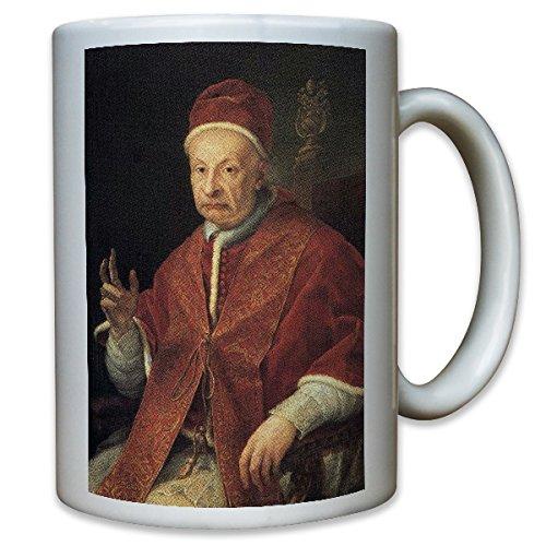 Papst Benedikt XIII Vater Oberhaupt Jesus Christen Religion Bild - Tasse #10811