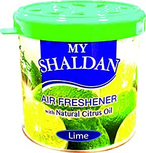 My Shaldan Lime Car Air Freshener (80 g)