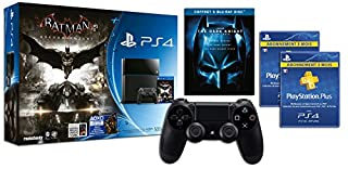 Console PlayStation 4 + Batman Arkham Knight + Deuxième manette + PS Plus 6 mois + Trilogie Blu-ray The Dark Knight + Comics (B00ZOMYJDS) | Amazon price tracker / tracking, Amazon price history charts, Amazon price watches, Amazon price drop alerts
