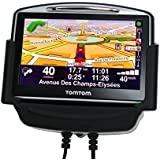 Carcomm - CNM-168 - Support pour modèles GO x20/x30  - Traffic HD - TMC - Sortie audio (Import Allemagne)