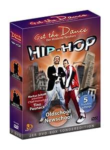 Get the Dance 2er-Box HipHop [2 DVDs]