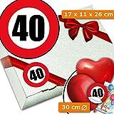 Geschenkideen zum 40. ♥ Geschenke Box