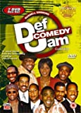 Def Comedy Jam - Box Set 2 - Volumes 7 To 13 [DVD] by Cedric The Entertainer