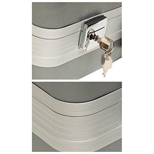 DEMA Werkzeugkoffer ABS grau 6+ - 6