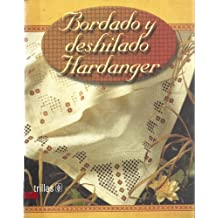Bordado y deshilado Hardanger / Hardanger Embroidery and Frayed