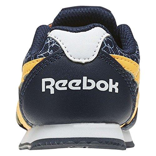 Reebok Bd4024, Scarpe da Trail Running Unisex, Bambini Blu