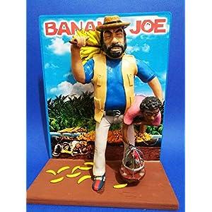 Statuette - Action Figures Bud Spencer aus dem film Banana Joe