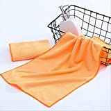PMFS Absorb Baby Mikrofaser Badetuch Handtuch Baumwolle per Erwachsene Kinder Handtücher Handtuch 30x70cm 5