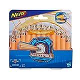 Hasbro Nerf C0163EU4 - Accustrike Dart, Spielzeugblasterzubehör, 24er Nachfüllpack