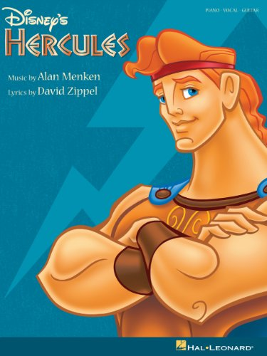 Hercules Songbook (Piano/Vocal/guitar Songbook) (English Edition)