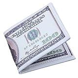 Männer Mini Geldbörse Goosun Währung Kreativität Leder Dünn Brieftasche Geldtasche Kartenhalter Multifunktion Portemonnaie Handschlaufe Clutch Handtasche Portmonee Kleinformat Geldbeutel (1 PC, C)