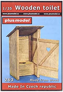 Plus-Model 263 - Lasercut Tocador de Madera