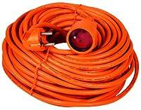 Voltman VOM530454 Prolongateur Rallonge électrique 16A 3 G 1,5 50 m