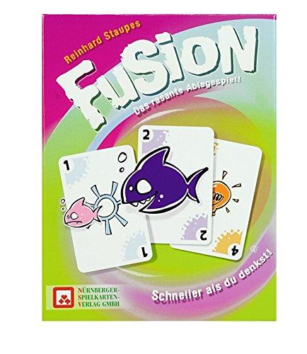 NSV - 4008 - FUSION - Der Geschwindigkeits-Hit - Kartenspiel