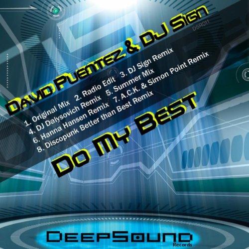 Do My Best (Summer Mix)