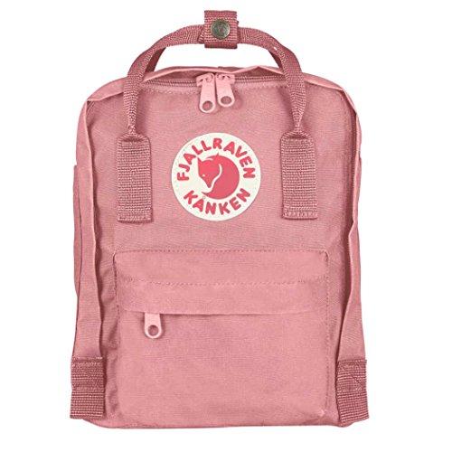 Fjällräven Kånken Mini Mochila de Senderismo Unisex Adulto, Rosa (Pink), 7 l...