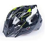 Casco da bicicletta giovanile per equitazione (Color : Green)