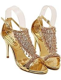 Para es Mujer Zapatos Amazon 2040894031 Varios qzww47