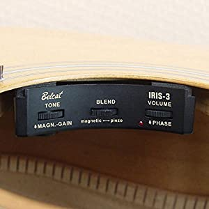 Belcat Iris-3 Sound Hole Preamp