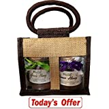 Farm Naturelle-Aesthetically Designed Jute Gift Bag With Pure Raw Natural Unheated Unprocessed Forest Jamun Flower... - B075XG85ND