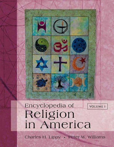 Encyclopedia of Religion in America, 4-Volume Set by Charles H Lippy (2010-06-01)