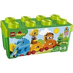 LEGO DUPLO - Mon premier train des animaux - 10863 - Jeu de Construction
