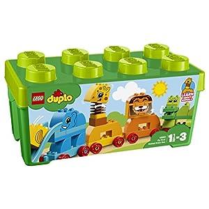 LEGO Duplo 10863 My First - Il Treno degli Animali Plastica Multicolore 5702016111385 LEGO