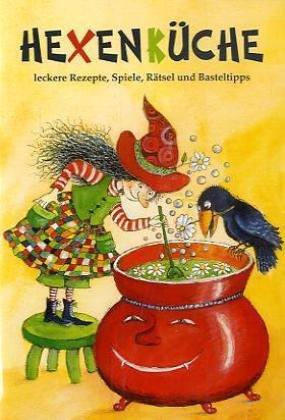 Rezepte, Spiele, Rätsel und Basteltipps (Halloween-hexe-kochen Spiele)