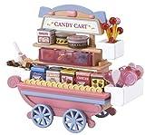 Sylvanian Families - 2812 - Juego mueble de caramelos con ruedas