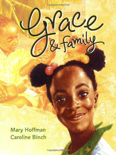 Read Write Inc. Comprehension: Module 16: Children's Book: Grace and Family