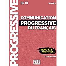 Communication progressive avance 3ed + CD MP3