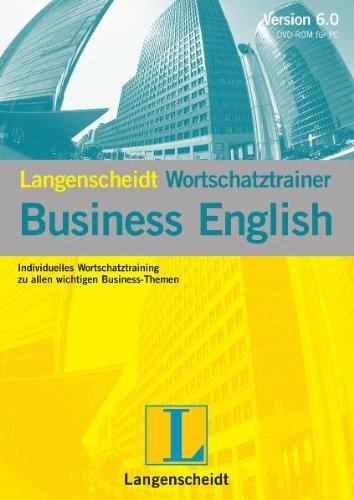 Langenscheidt Wortschatztrainer Business English 6.0