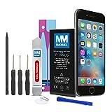 MMOBIEL Akku für iPhone 7 Plus Li-Ion Batterie 2900 mAh 11.1 Wh mit professionellem Werkzeugset und Anleitung