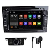 "7"" Car DVD CD Player Sat Nav GPS for Opel Corsa Zafira Antara Astra Vectra Meriva Support GPS Navigation Audio Video Bluetooth USB SD SWC 3G WIFI FM AM RDS AV Output Phone Link (Piano Black)"