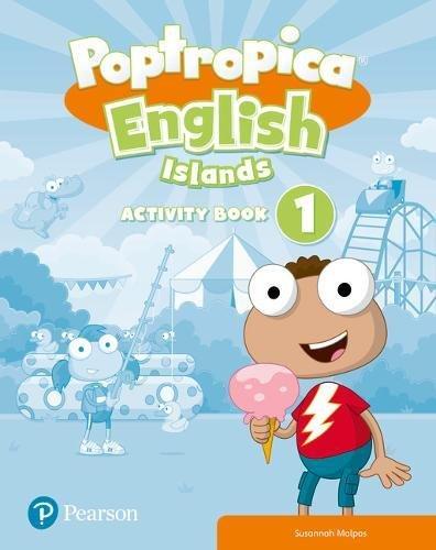 Poptropica English Islands Level 1 Handwriting Activity Book por Susannah Malpas