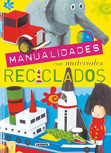 Manualidades. Materiales Reciclados (Adivinanzas Y Chistes) por Equipo Susaeta