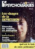 Telecharger Livres JOURNAL DES PSYCHOLOGUES LE No 66 du 01 04 1989 LES VISAGES DE LA DEPRESSION RESOUDRE LES CONFLITS EN ENTREPRISE EXPERT EN JUSTICE RENDRE LE CRIME COMPREHENSIBLE QUEL EST LE LOOK DE VOTRE PROFESSION (PDF,EPUB,MOBI) gratuits en Francaise
