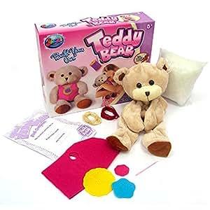 Grafix Make Your Own Teddy Bear Set