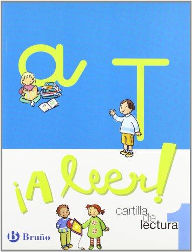 ¡A leer! Cartilla 1 - 9788421668054: Edición 2010