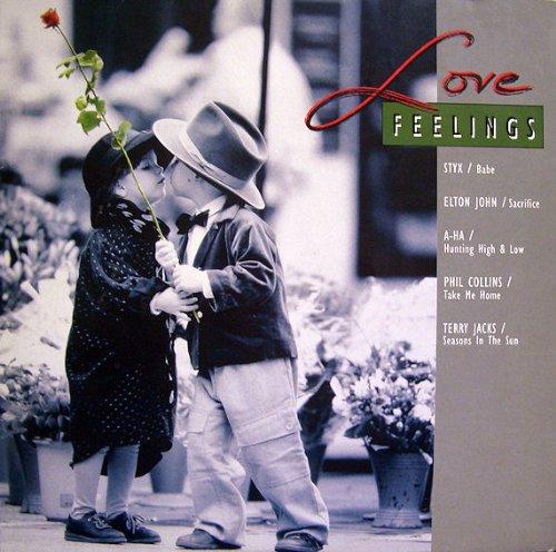 Jahre Stars 80er Pop (Love Feelings. 28 Pop-Titel der 80er Jahre)(Vinyl/ Doppelabum/)