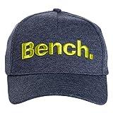 Bench Jungen Kappe Cap Kids, Blau (Insignia Blue Marl Bros B8148 Ma1126), S (Herstellergröße: S-M)
