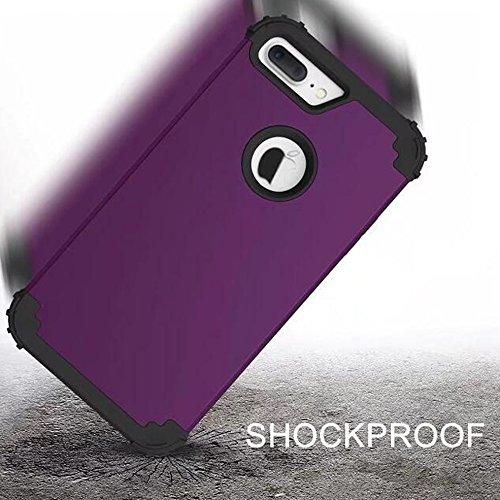 iPhone 66S case, Xinrd Heavy Snowproof contro lo sporco antiurto durevole completa sigillato protezione e protezione schermo per Apple iPhone 6/6S 11,9cm