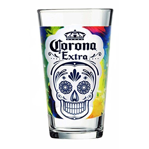 Corona Extra Day of the Dead Verre à bière