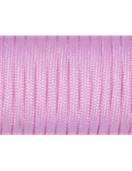 Sacoora - Cuerda de paracaídas de 100FT, nailon de 550, tipo III, 7 hilos, rosa