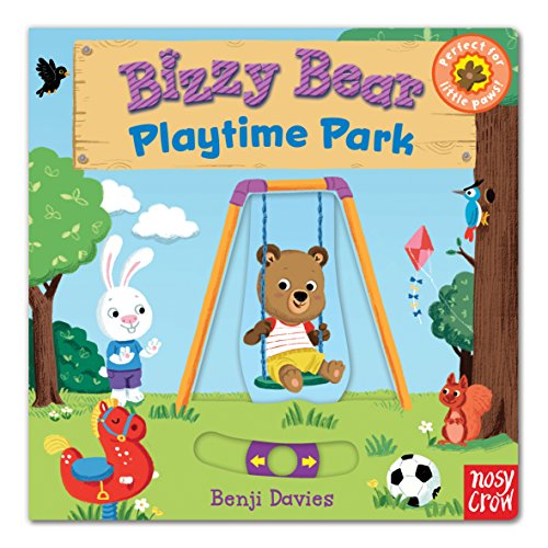 Bizzy Bear: Playtime Park por Nosy Crow